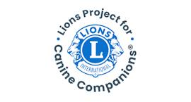 Lions Project for Canine Companions for Independence (LPCCI) Logo